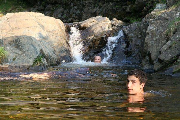 Kupanje u Bukovkoj reci